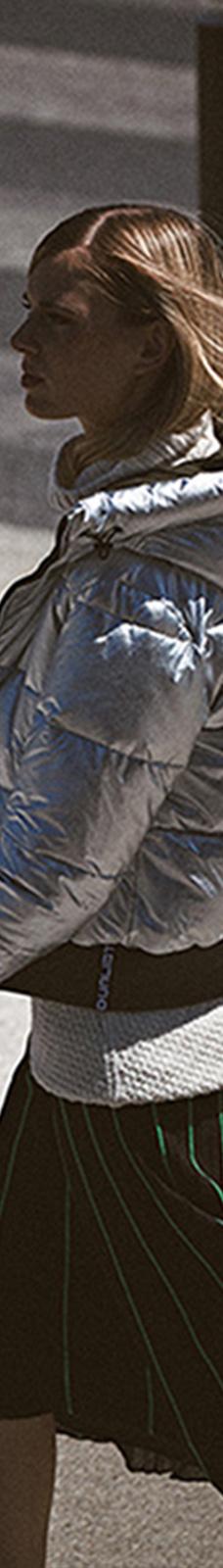 Sélection de doudounes et de parkas femme de la marque Dualist