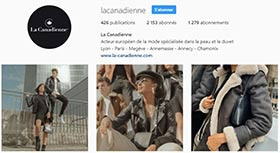 Instagram @lacanadienne