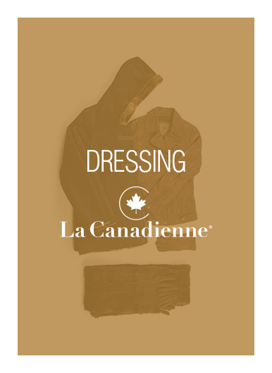 Dressing La Canadienne