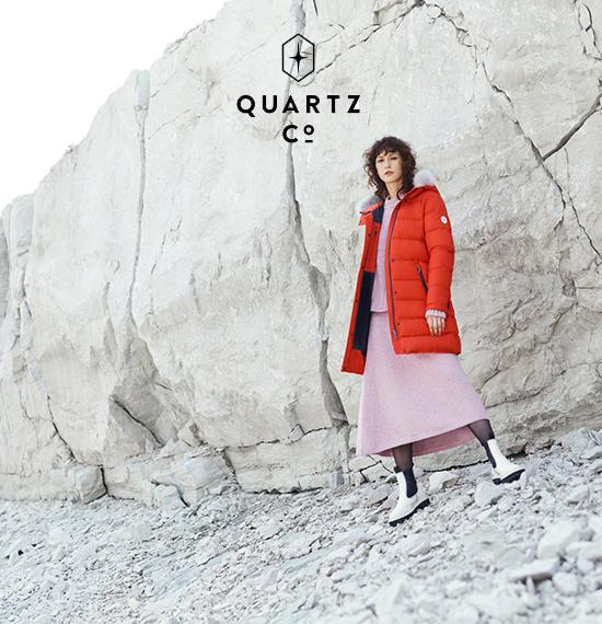 Quartz Co | Doudounes et parkas Quartz Co pour homme et femme
